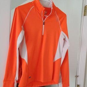 Saucony 1/4 Zip Running Pullover S
